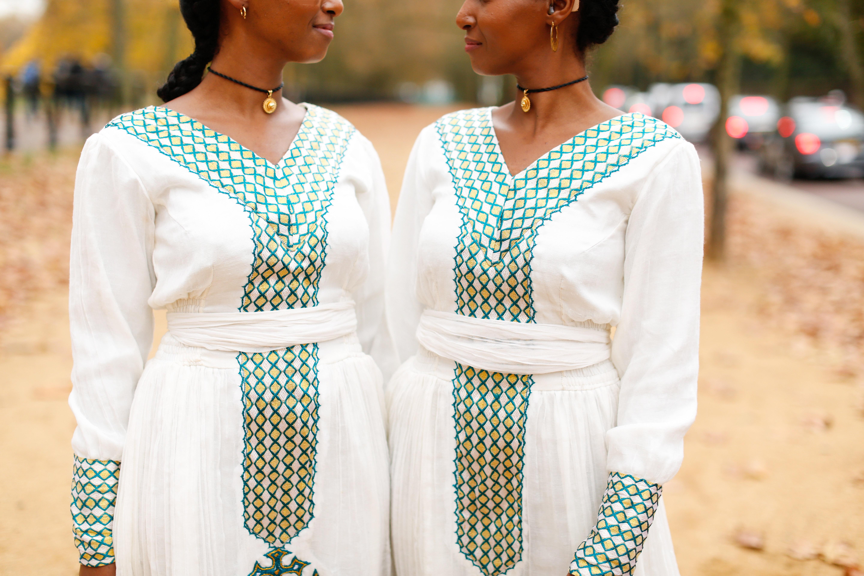 Eritrean: Eritrean Traditional Dress Boys